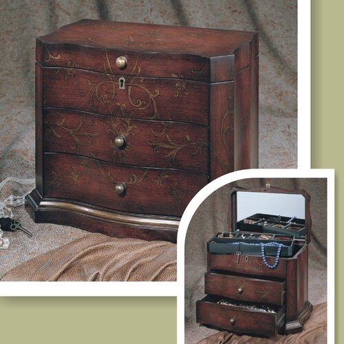 Tuscany Jewelry Box