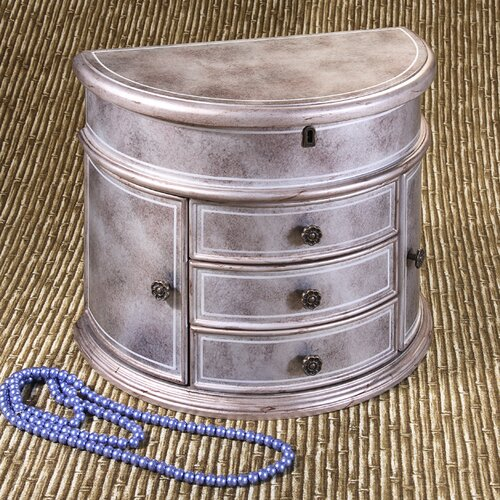Accent Treasures Jolie Jewelry Box