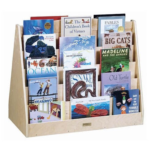 Guidecraft Double Sided Book Stand