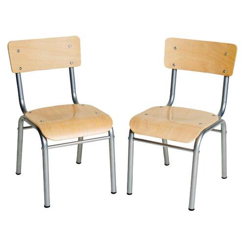Guidecraft Audio Center Kid's Chairs (Set of 2)