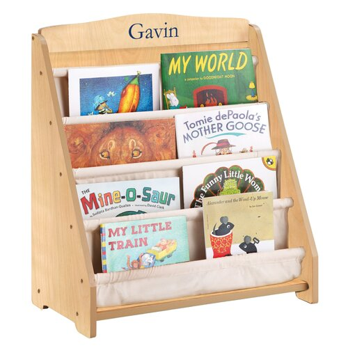 Guidecraft Personalized Expressions Book Display