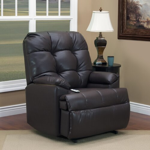 Med-Lift 5600 Series Wall-a-Way Reclining Lift Chair with Magazine Pocket