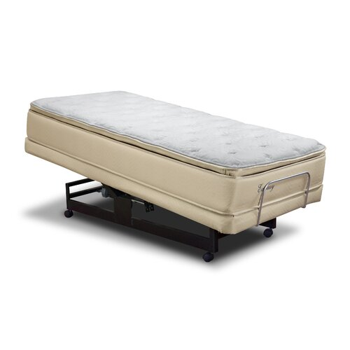 Med-Lift Economy Adjustable Bed - Full