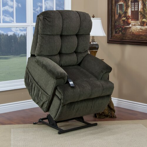 Med-Lift 5555 Series Sleeper / Reclining Lift Chair with Magazine Pocket