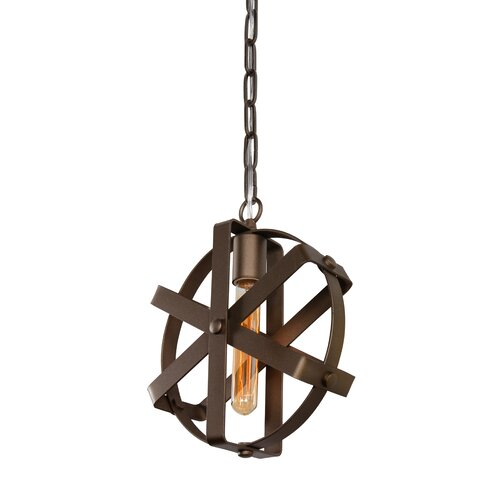 Reel 1 Light Foyer Pendant