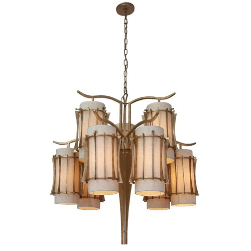 Occasion 9 Light Chandelier