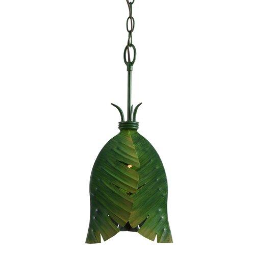 Banana Leaf 1 Light Pendant