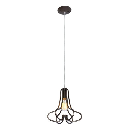 Varaluz The Whole Package 1 Light Mini Pendant
