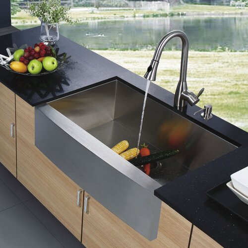 Stainless Steel Barn Sink : ... 25