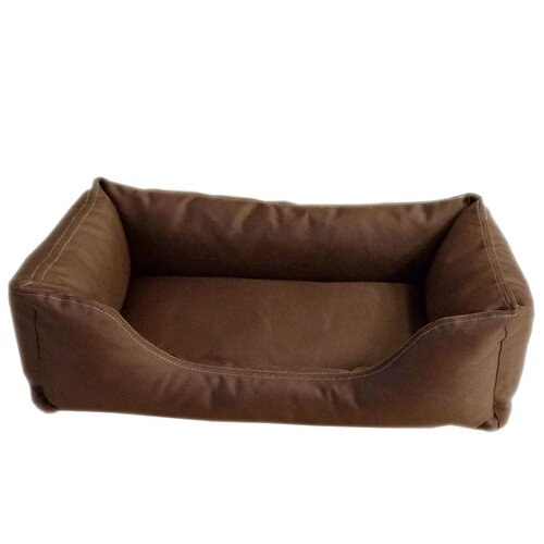 Zoey Tails Brutus Tuff Kuddle Lounge Bolster Dog Bed