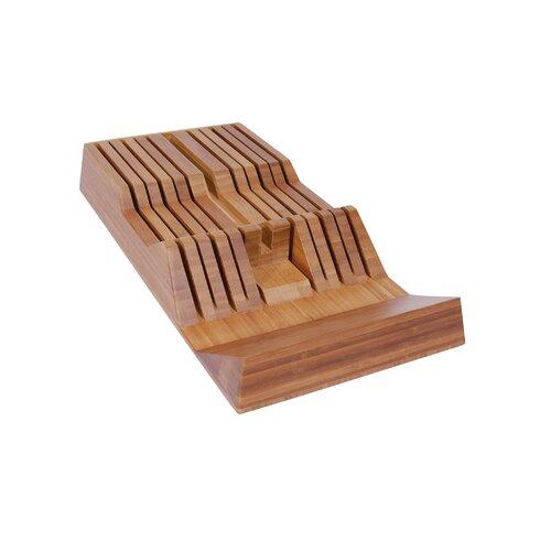 Shun 11 Slot In Drawer Knife Tray
