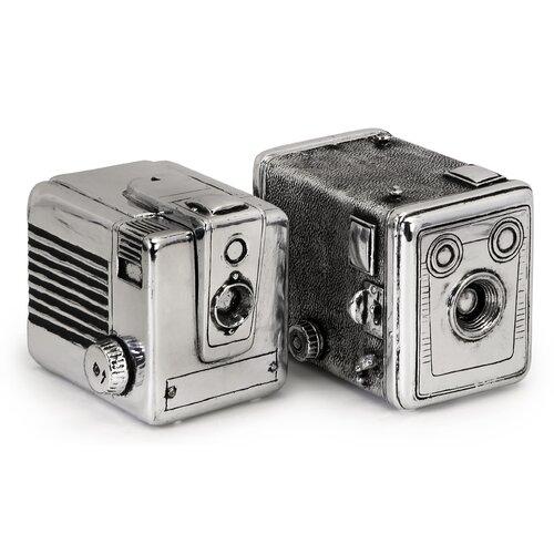 IMAX 2 Piece Vintage Camera Box Set