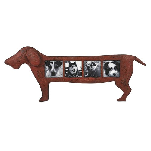 Champ Dog Wall Picture Frame