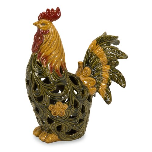 IMAX Bonaparte Rooster Figurine