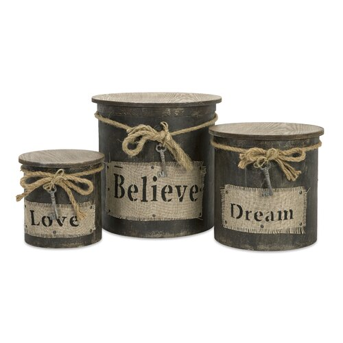 Magdaline Inspiration Boxes (Set of 3)