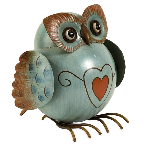 IMAX Bernadine Decorative Owl Figurine