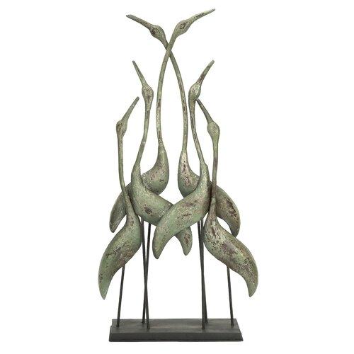 IMAX Norfolk Bird Sculpture