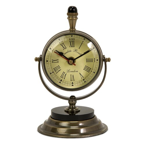 IMAX Soren Table Clock