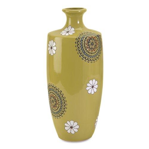 Valona Hand Painted Vase