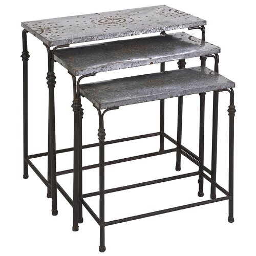 Gilbert 3 Piece Nesting Tables