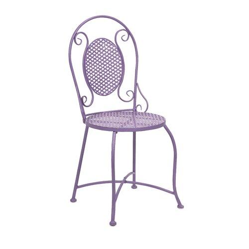 Yates Iron Bistro Chair