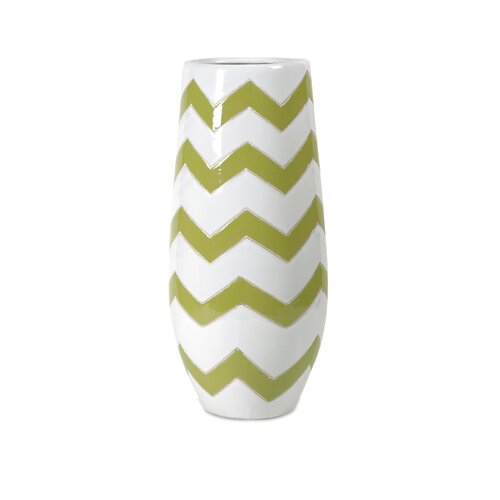 Chevron Essentials Vase