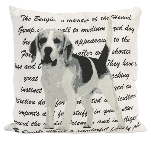 Beagle Heritage Pillow