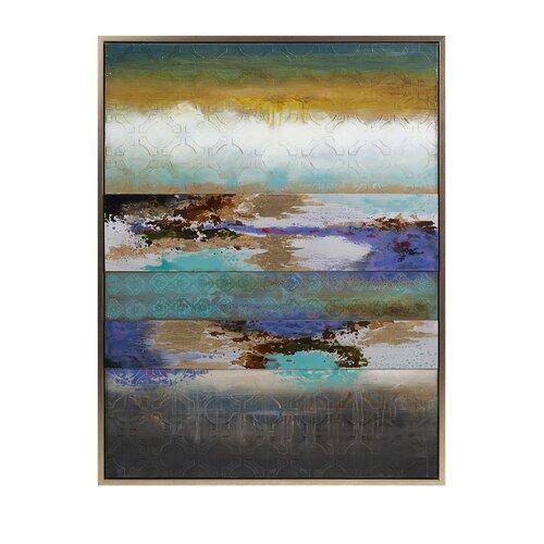 Adolphus Framed Painting Print