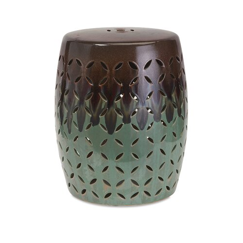 Praigo Oversized Ceramic Garden Stool