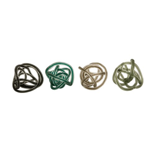 IMAX Large Rope Knots Figurine