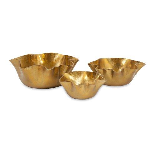 IMAX Ava Wavey Bowls