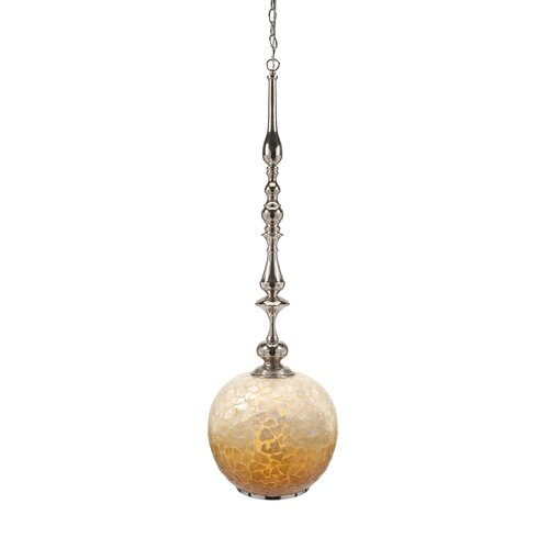 Caledonia 1 Light Globe Pendant