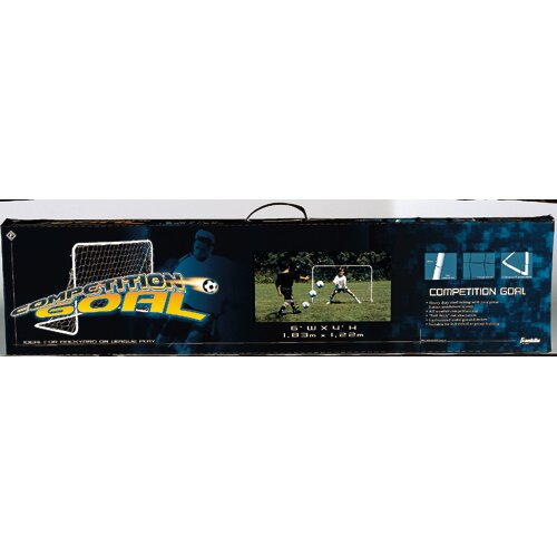 Franklin Sports Soccer Competition Goal 4' x 6'