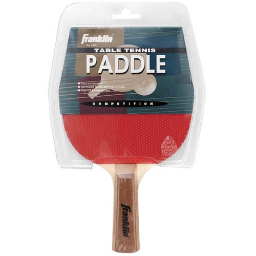 Franklin Sports Competition Table Tennis Paddle
