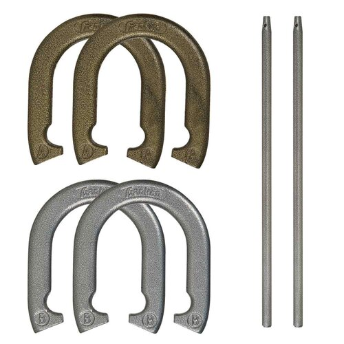 Franklin Sports Advanced Horseshoe Game Set (B-C)