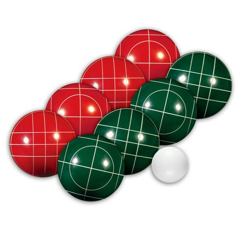 Outdoor Games Expert Bocce Game Set