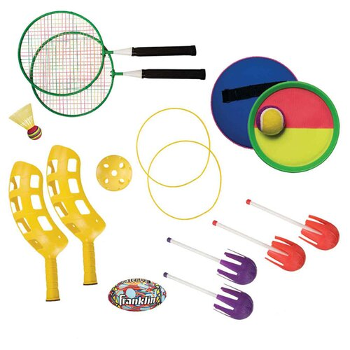 Beach 5 Game Combo Set