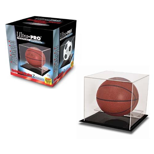 Ultra Pro Basketball / Soccer Ball Z - Design Display Case