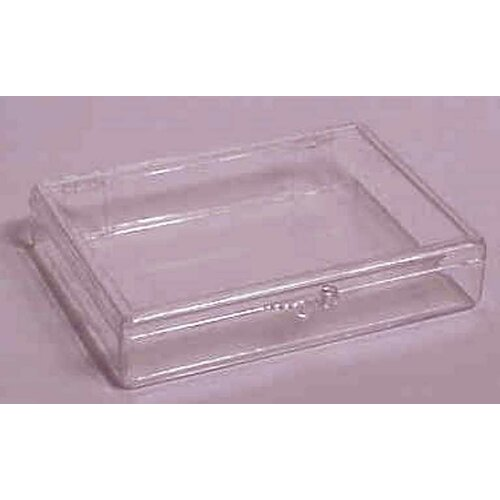 25 Count Snap Hinged Card Case