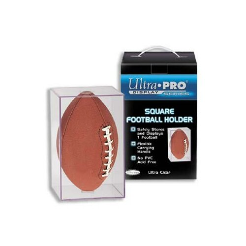 Ultra Pro Square Football Display Case