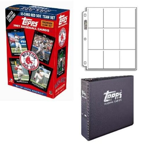 Topps MLB Trading Card Sets - Baseball Premium - Boston Red Sox
