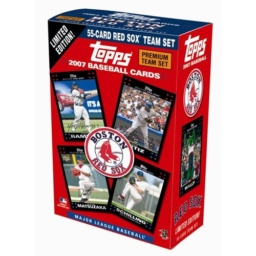 MLB Trading Cards - Baseball Premium - Boston Red Sox