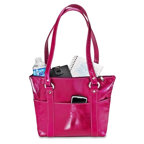 David King Florentine Shopper Tote