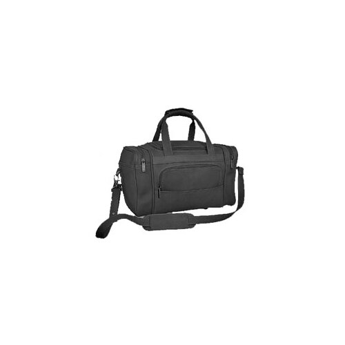 "David King 13"" Leather Gym Duffel"