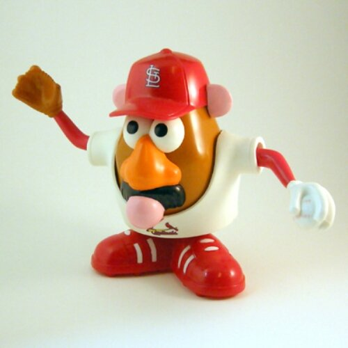 Promotional Partners Worldwide MLB Mr Potato Head