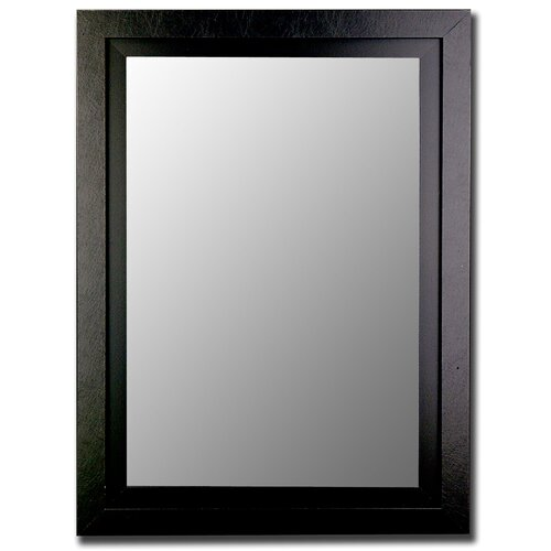 Hitchcock Butterfield Company Black / Black Framed Wall Mirror