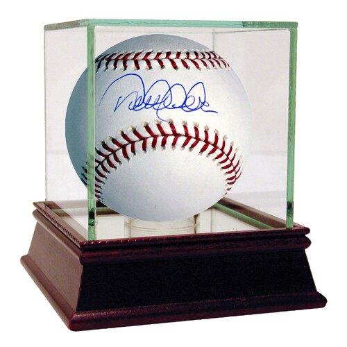 Steiner Sports Derek Jeter Autographed Baseball with Display Case