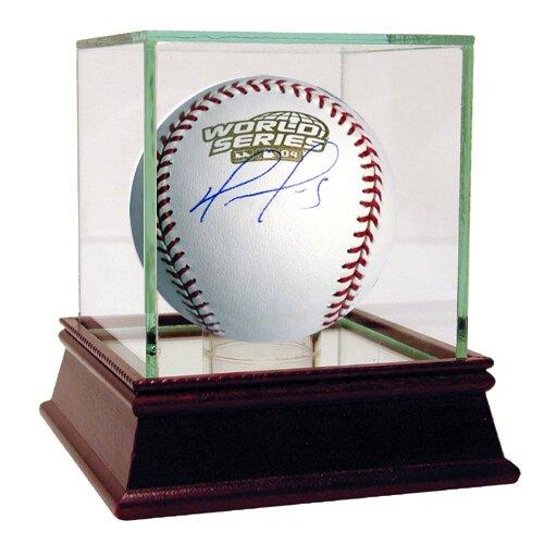 Steiner Sports MLB David Ortiz Autographed 2004 World Series Baseball