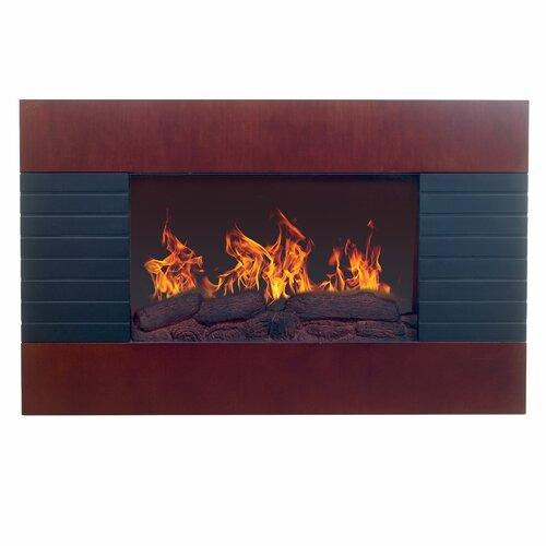 wall mount electric fireplace wayfair