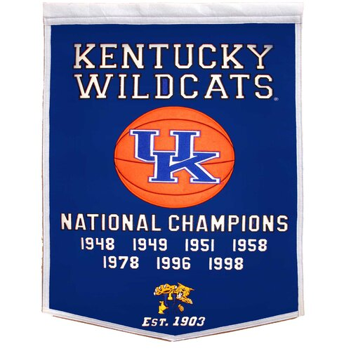 NCAA Basketball Dynasty Banner